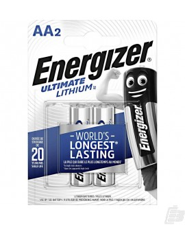 Energizer Ultimate ΑΑ Lithium battery L91