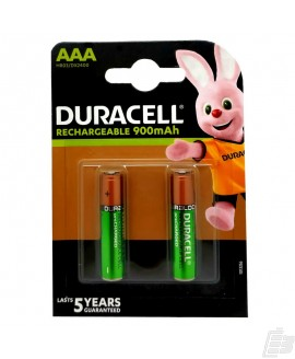 Duracell AAA PreCharged Battery 900mah