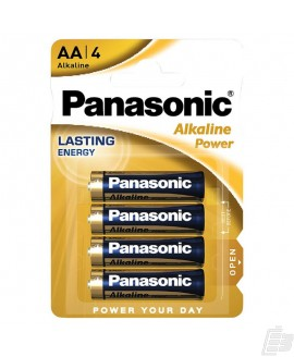 Panasonic Alkaline Power AA Alkaline battery