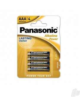 Panasonic Alkaline Power AAA Alkaline battery