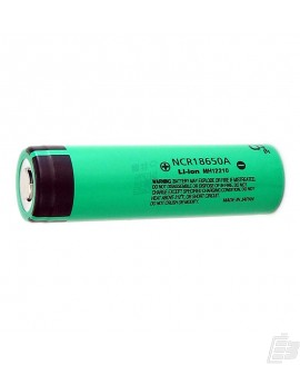 Panasonic NCR18650A battery 18650 3100mah