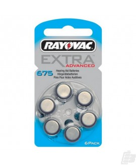 Rayovac Extra Advanced A675