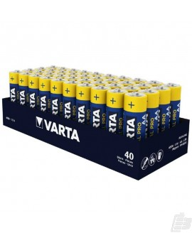 Varta Industrial Pro 4006 AA Alkaline battery