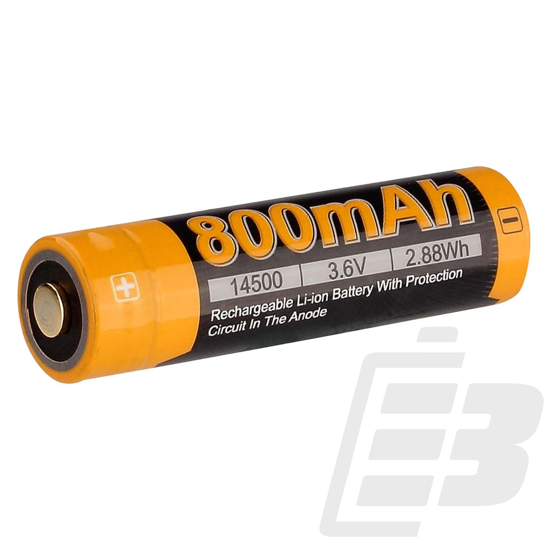 Fenix ARB-L14-800 14500 battery 800mAh 1