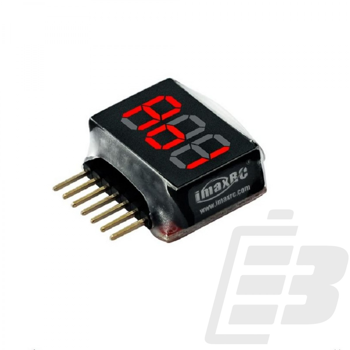 battery voltage indicator ImaxRC 1