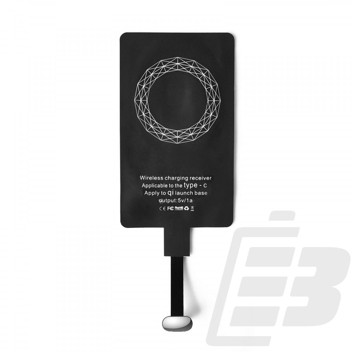 Choetech Android Wireless Charger Receiver 1