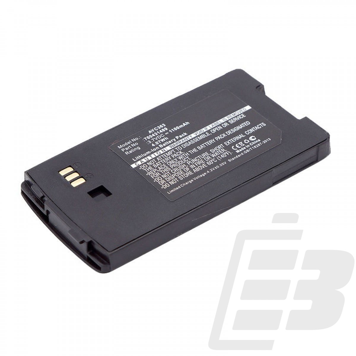 Cordless phone battery Avaya 3631_1