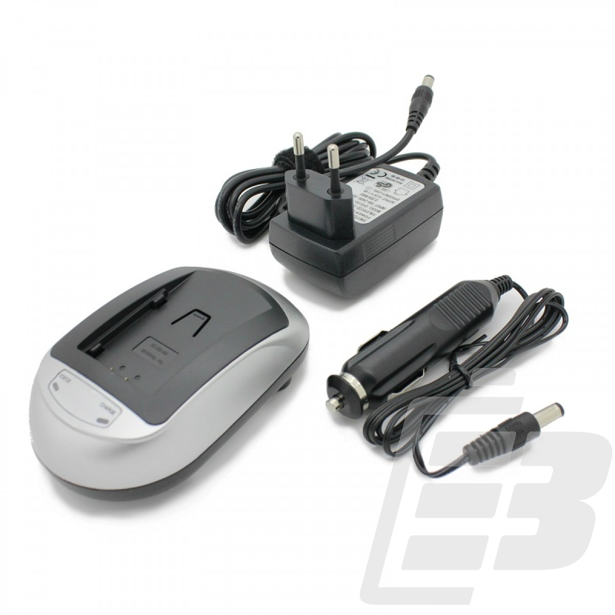 Camcorder battery charger Canon BP-608_1