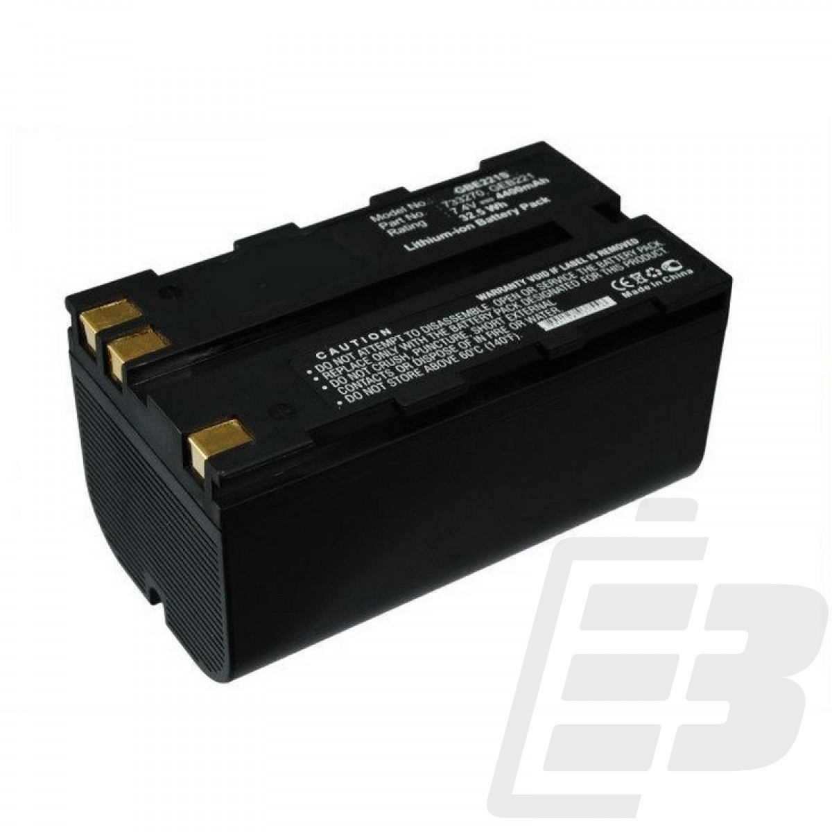 Survey tester battery Geomax Zoom 30 extended_1