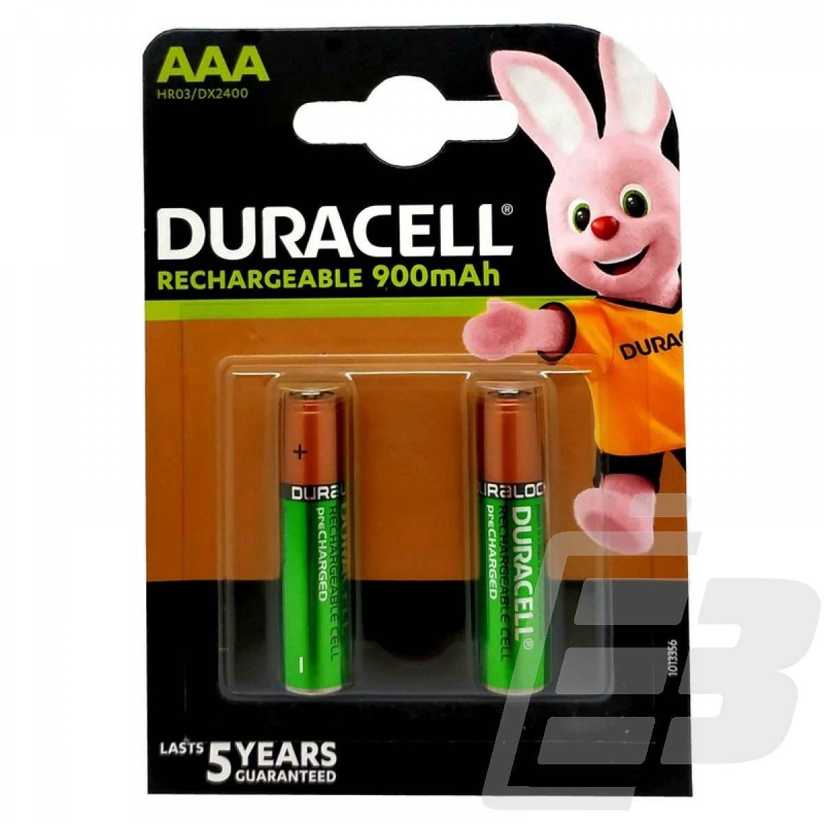 Duracell AAA Rechargeable Battery 900mah 1