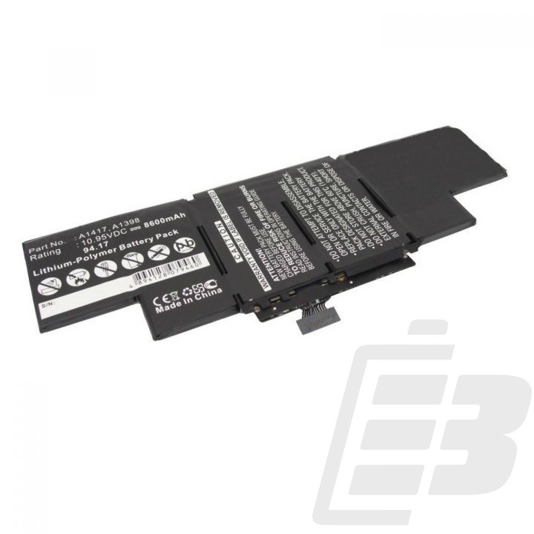 Laptop battery Apple MacBook Pro 15 Retina 2013_1