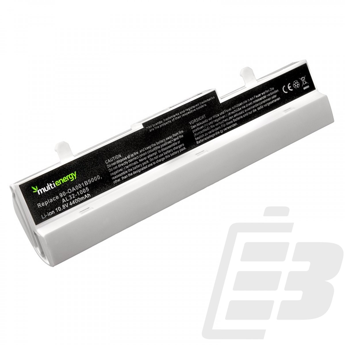 Laptop battery Asus Eee PC 1005 white_1
