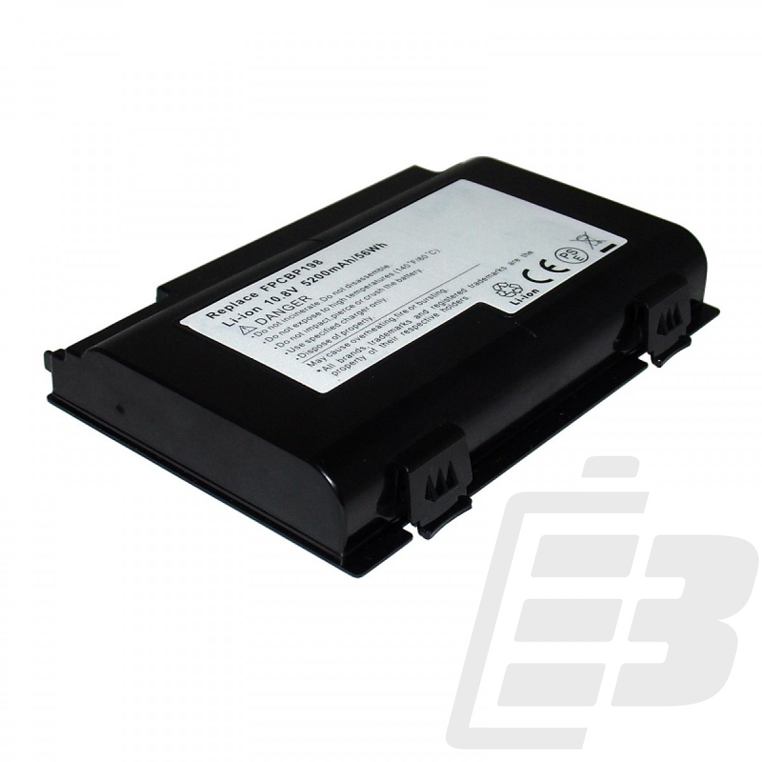 Laptop battery Fujitsu LifeBook E8410_1