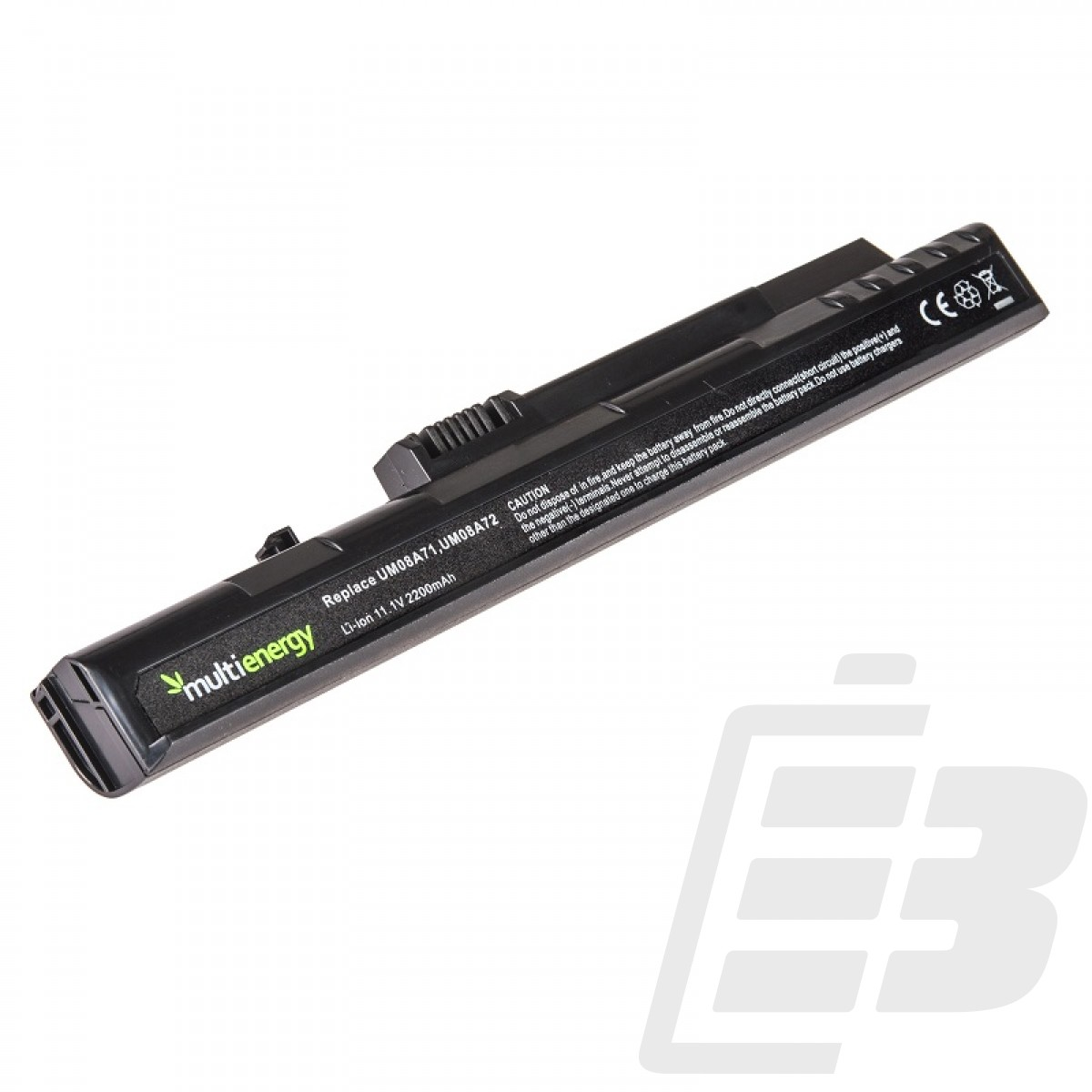 Netbook battery Acer Aspire One D250 2200mah black_1