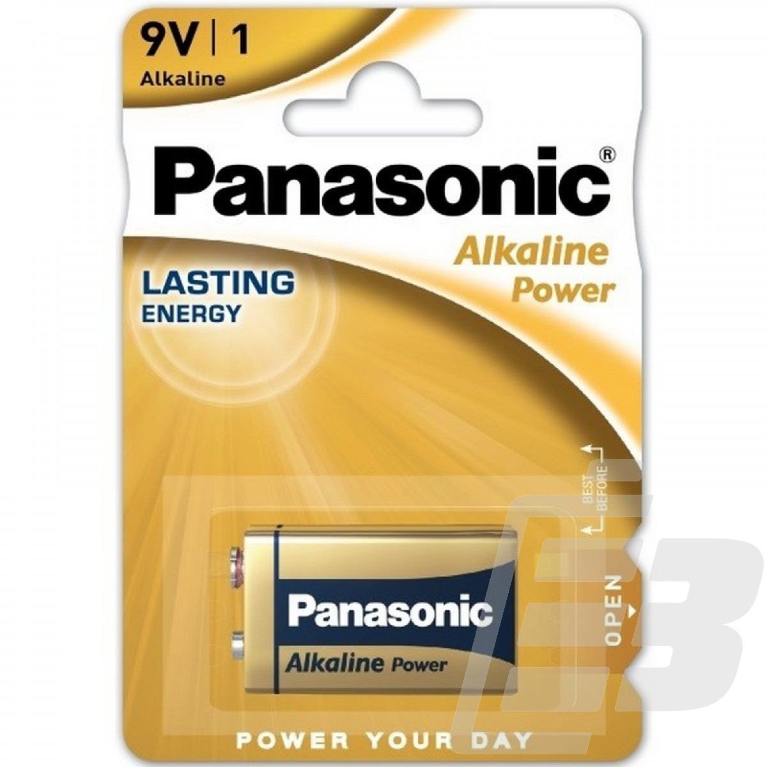 Panasonic Alkaline Power 9V Alkaline battery