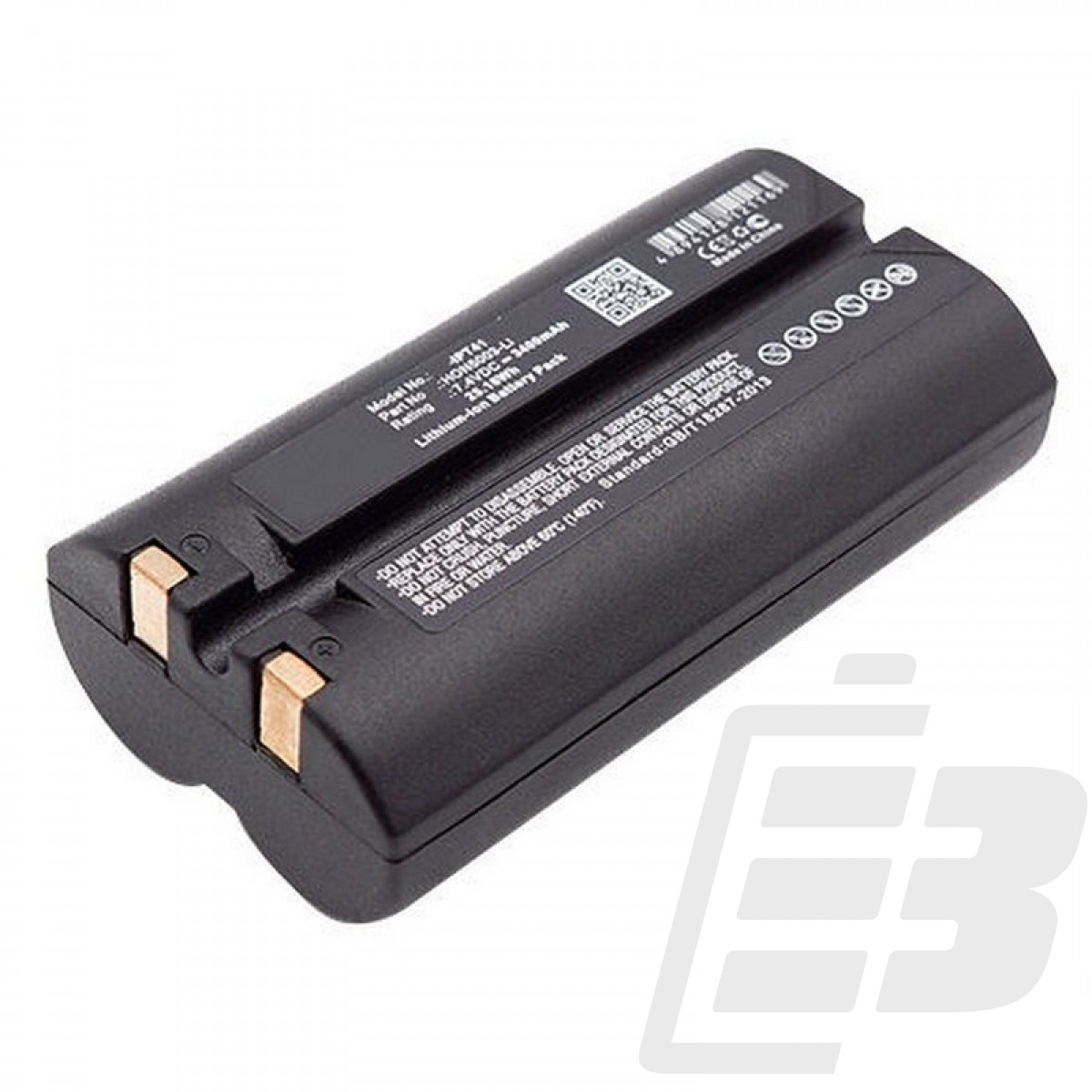 Printer battery Datamax-O'Neil Microflash 4T_1