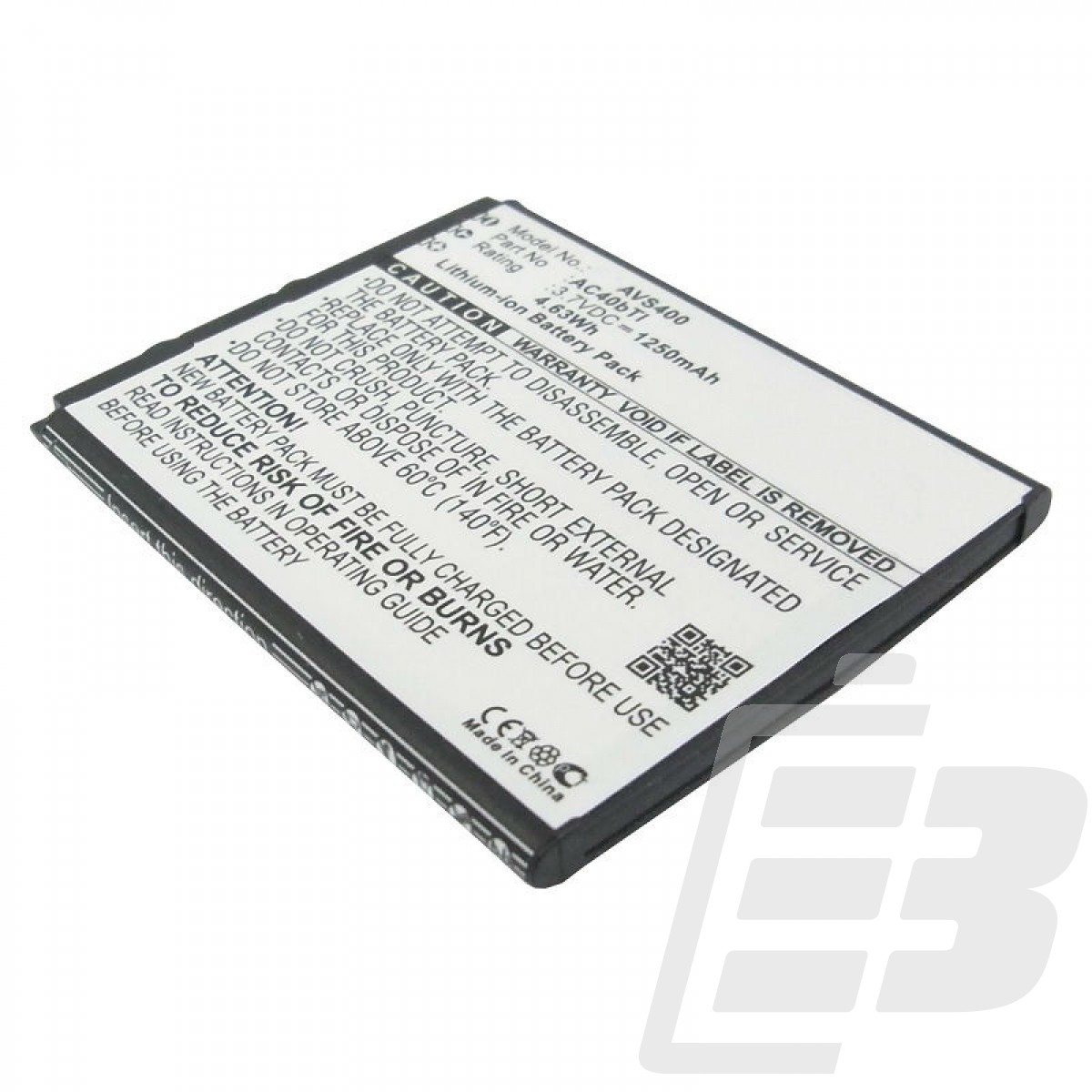 Smartphone battery Archos 40b Titanium_1