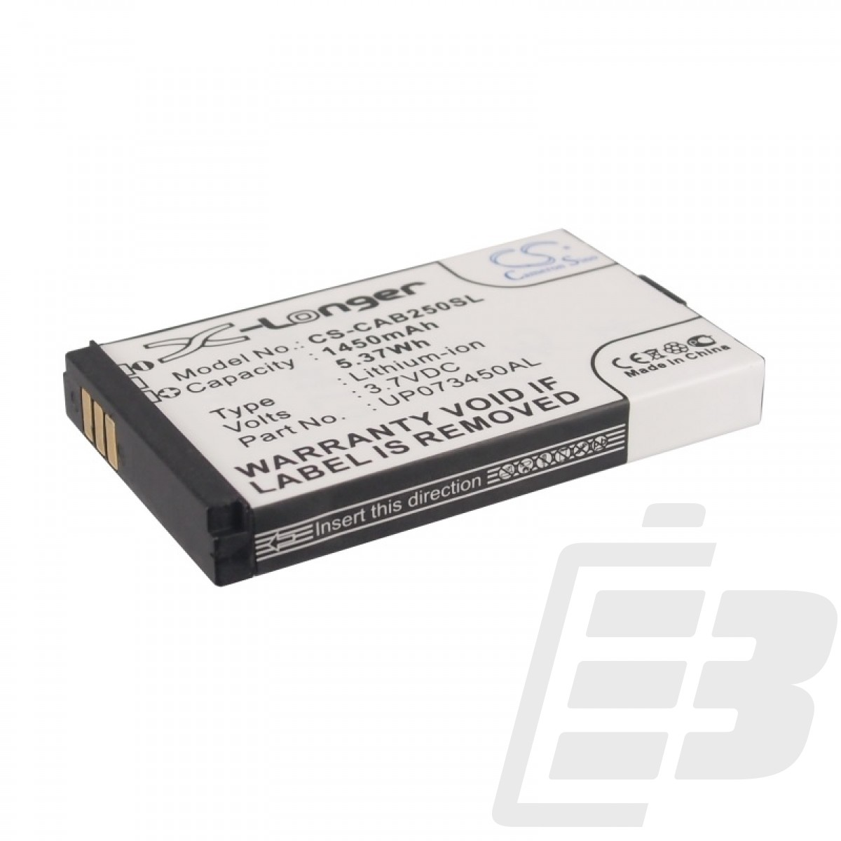 Smartphone battery Caterpillar CAT B20_1