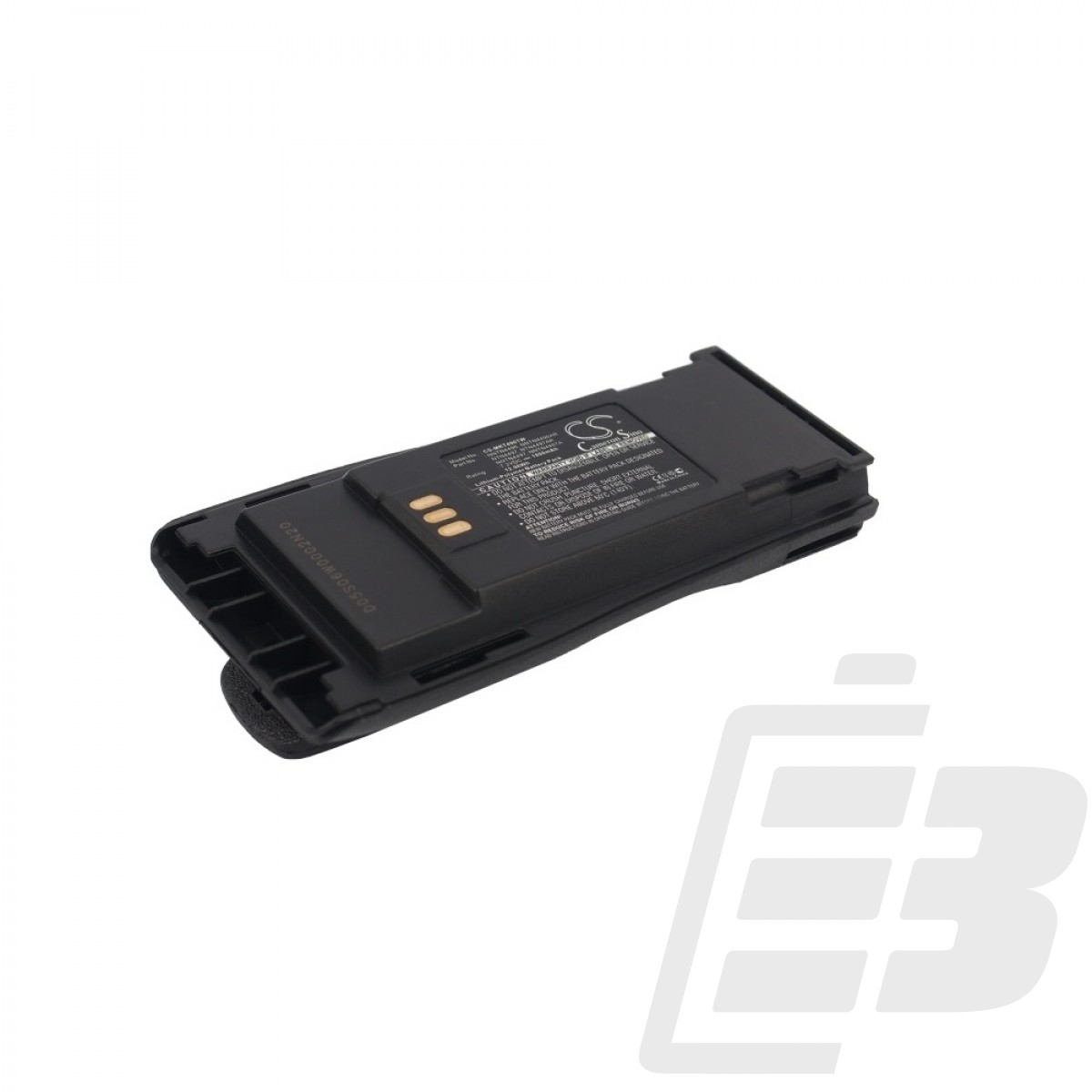Two-Way radio battery Motorola CP040_1