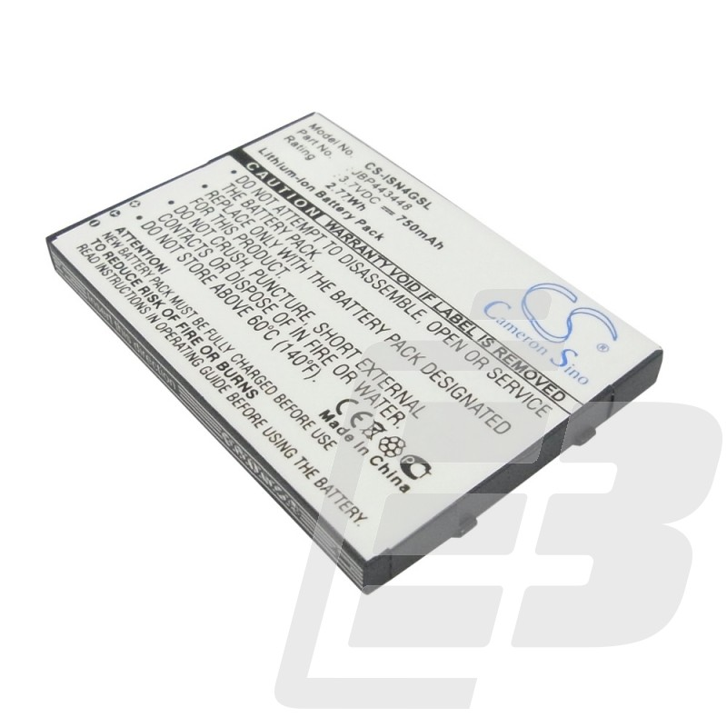 MP3 battery Insignia NS-DV2G