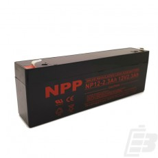 NPP Lead Acid Battery 12V 2.3Ah_1