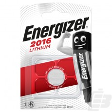 CR2016 Lithium battery Energizer 3V