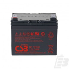 CSB Lead Acid Battery GP12340 1