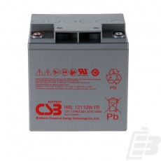 CSB Lead Acid Battery HRL12110W 1