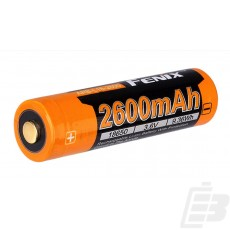Fenix ARB-L18 18650 Battery 2600mAh 2