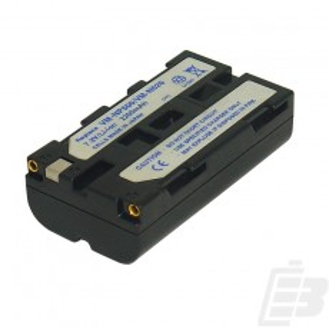 Camcorder battery Hitachi VM-NP500_2