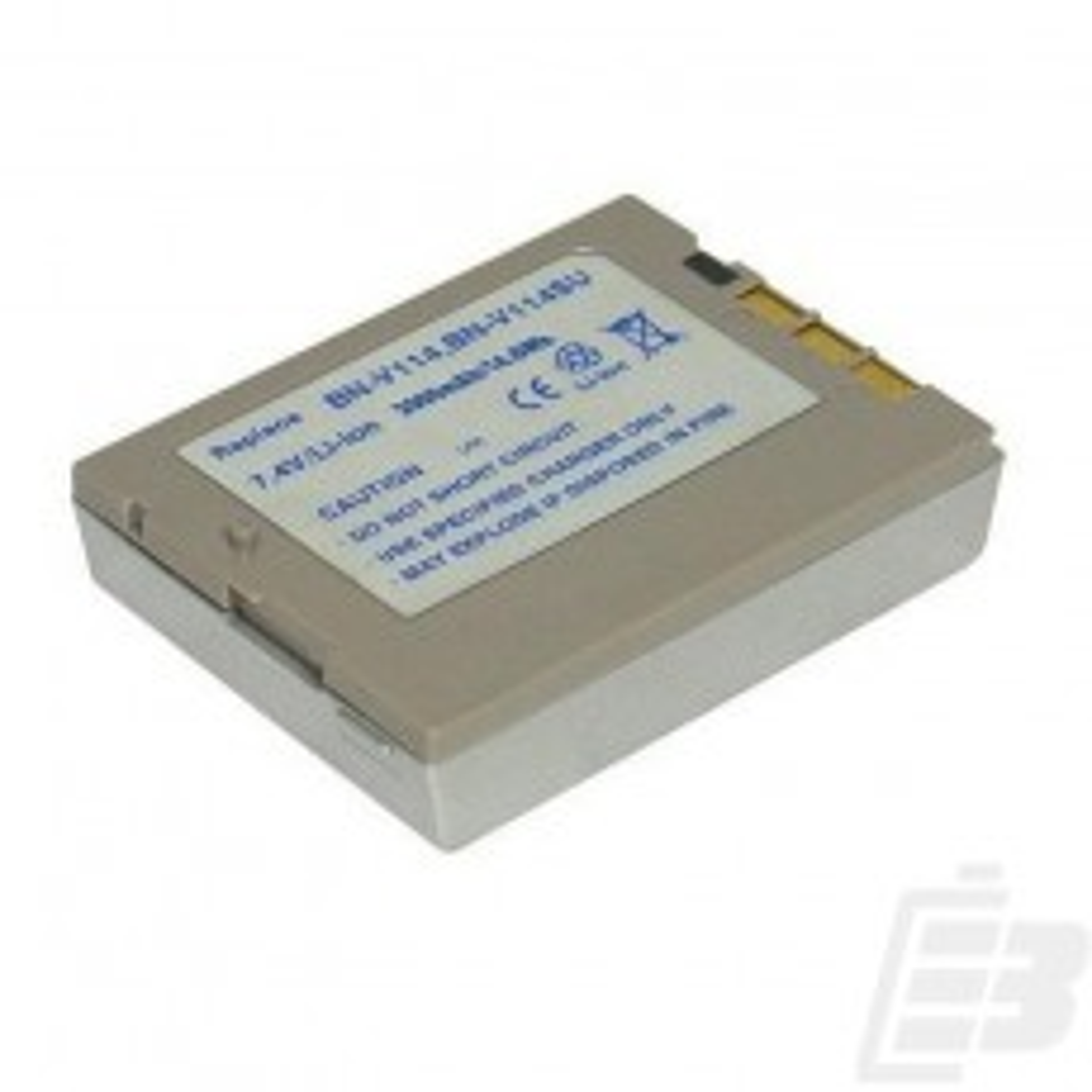 Camcorder battery JVC BN-V114_1
