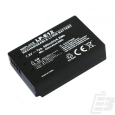 Camera battery Canon LP-E12_1