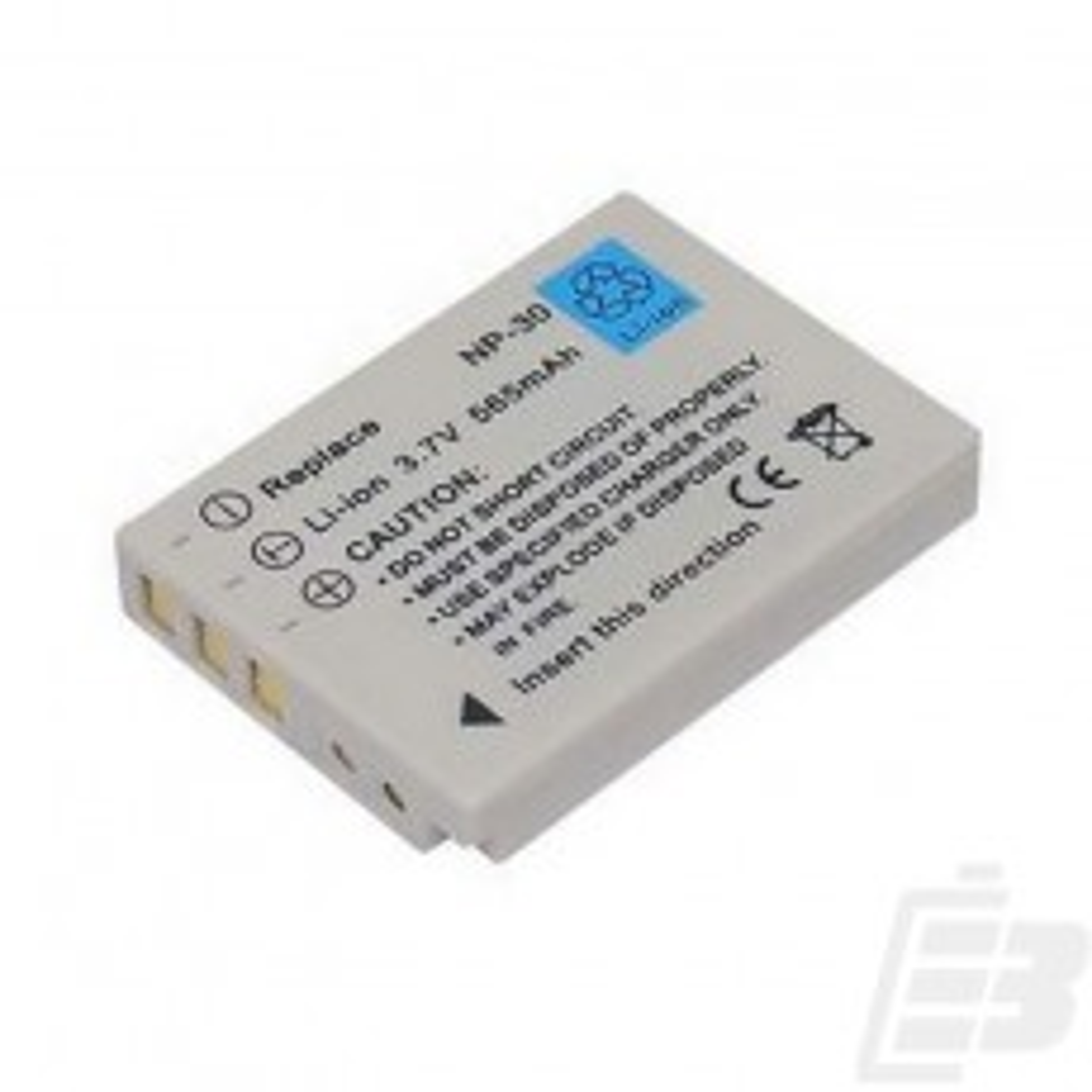 Camera battery Fujifilm NP-30_1
