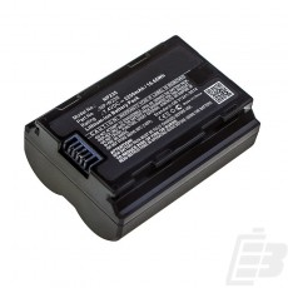 Camera battery Fujifilm NP-W235_1