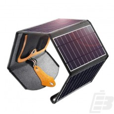 Choetech SC005 Waterproof Solar Charger 2 x USB 4 x Panels 22W