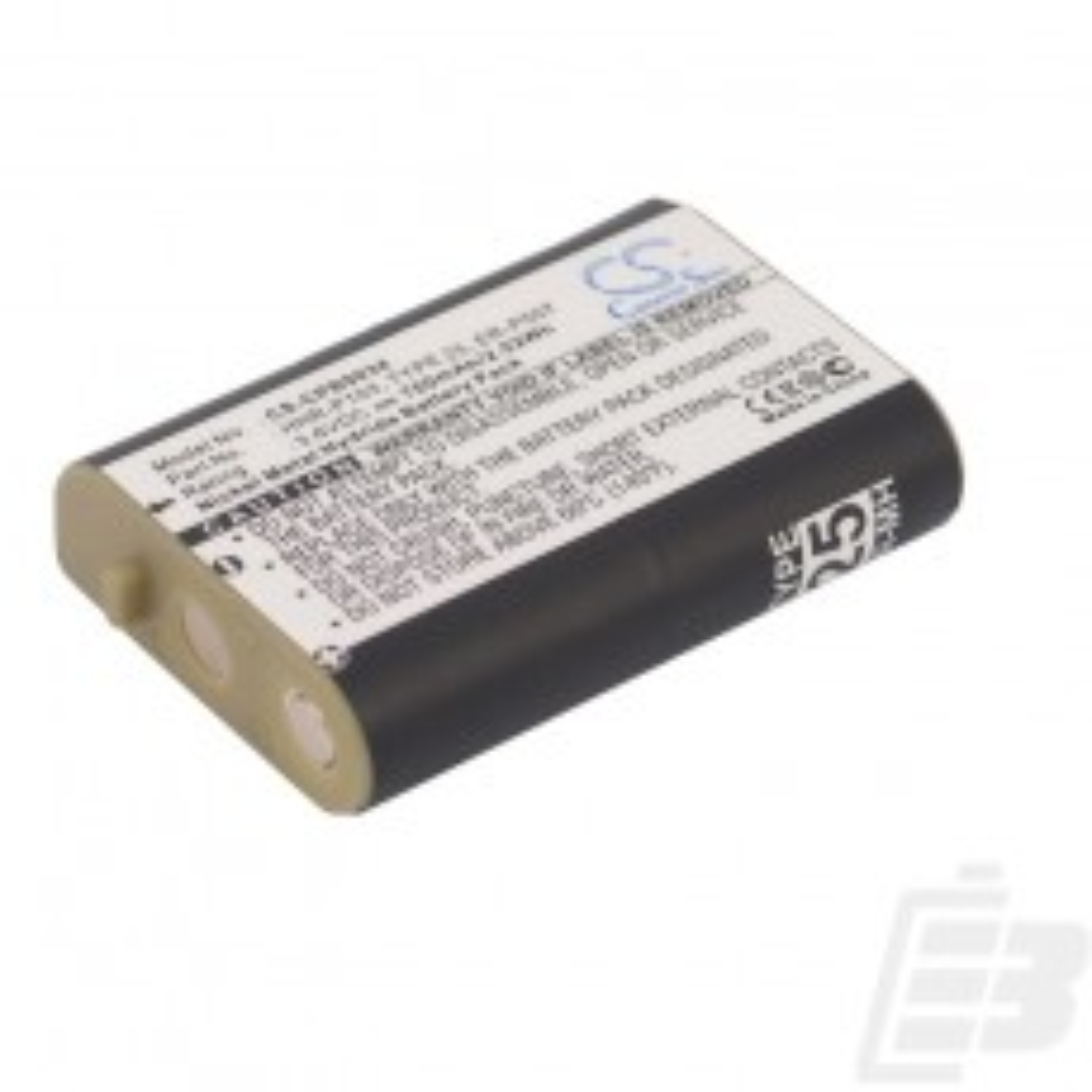 Cordless phone battery Panasonic HHR-P103_1