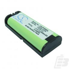 Cordless phone battery Panasonic HHR-P105_1