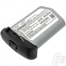 Camera battery Canon EOS-1D X_1