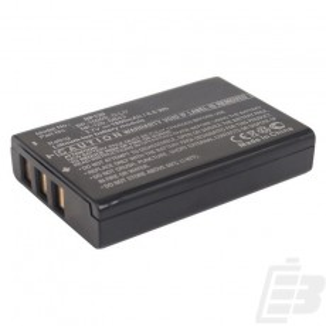 Camera battery Pentax D-LI7_1