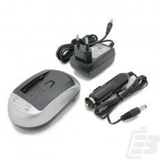 Camcorder battery charger JVC BN-V306_1