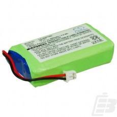 Dog collar battery Dogtra Transmitter 2500B_1