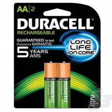 Duracell AA Battery 2500mah 2