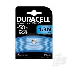 Duracell CR1/3N Lithium Battery