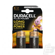 Duracell Plus MN1400 C Alkaline battery