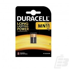 Duracell Plus MN11 Alkaline battery