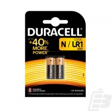 Duracell Plus LR01 N Alkaline battery