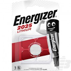 CR2025 Lithium battery Energizer 3V