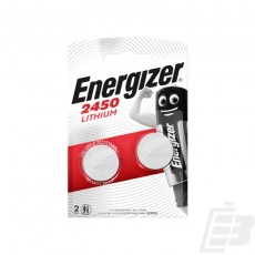 CR2450 Lithium battery Energizer 3V