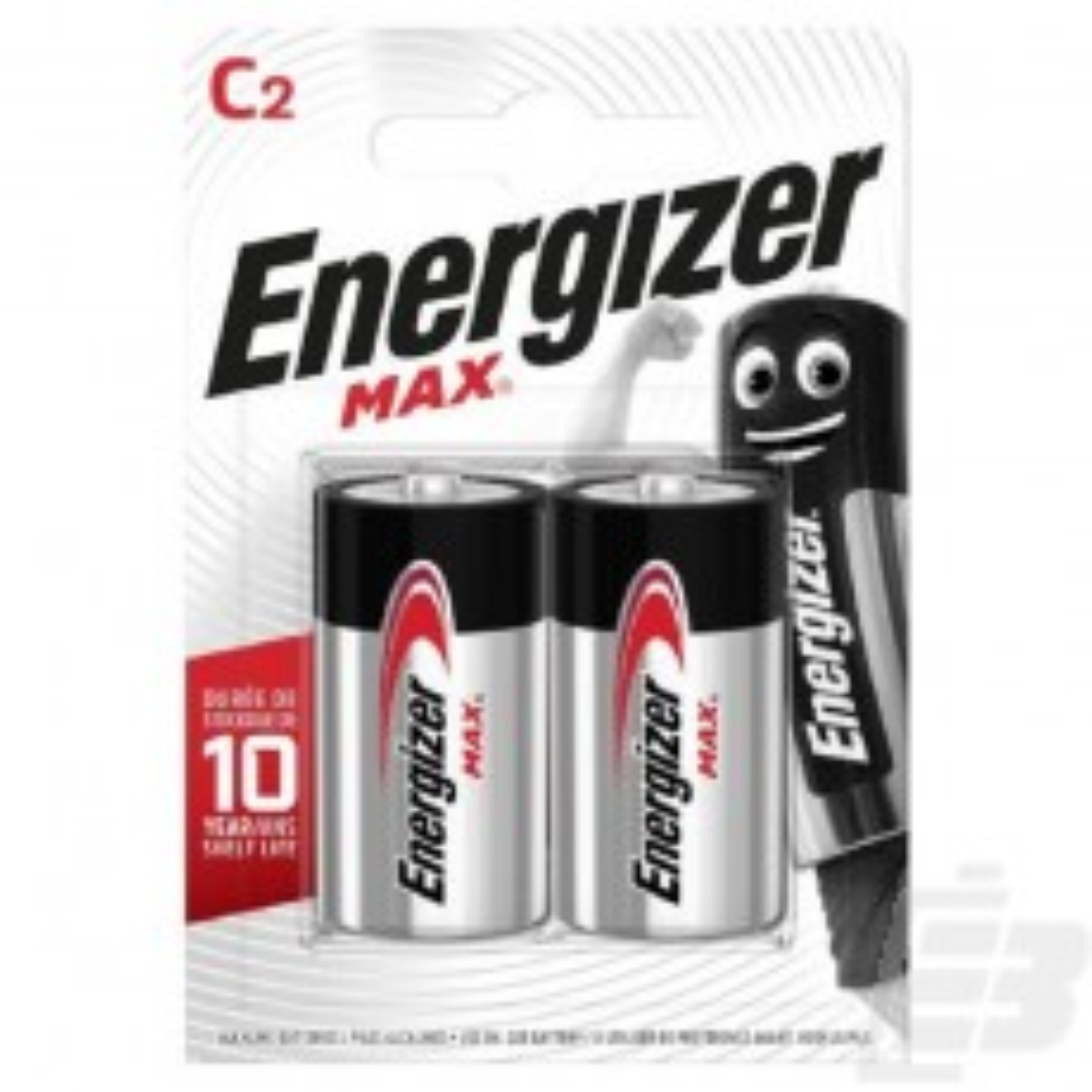 Energizer Alkaline Max LR14 C