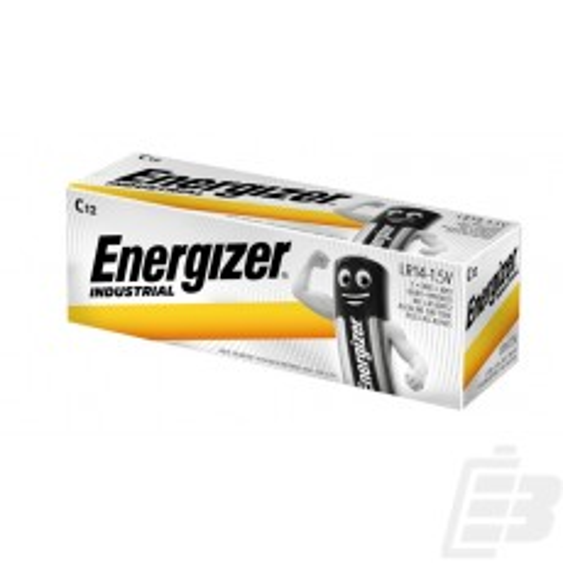 Energizer Industrial C LR14 battery